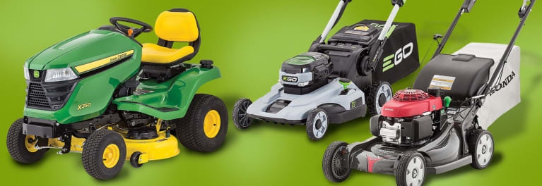 Find the Right Lawn Mower Type for Your Yard - Consumer Reports