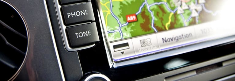 Guide to In-Dash Navigation Systems