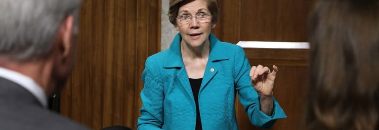 Senator Warren introduces legislation and seeks an investigation of the Equifax data breach.