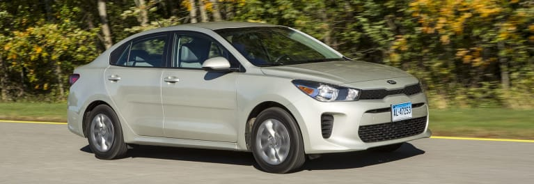Redesigned 2018 Kia Rio Could Be a Tough Sell - Consumer Reports