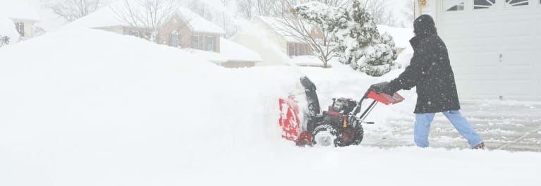 5 Easy Fixes for the Most Common Snow-Blower Problems
