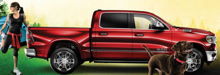 Are Pickup Trucks Becoming the New Family Car? - Consumer