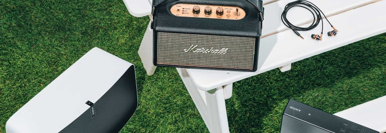 Some of the best wireless speakers for outdoor listening