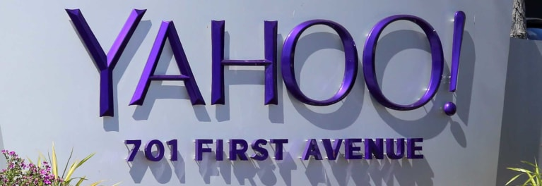 Yahoo corporate office.