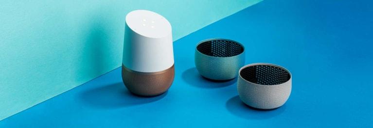 Google Home Speaker Hands On Consumer Reports