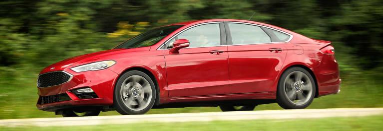 Chevrolet Malibu vs  Ford Fusion - Consumer Reports