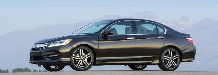 Honda Accord Vs Toyota Camry Which