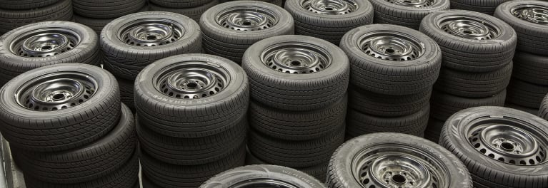 Product produce tires and tire industry products