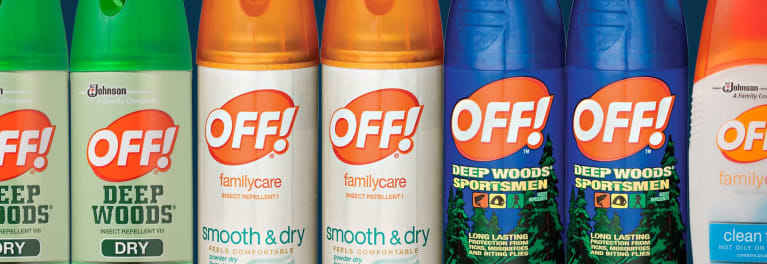 Off! bug spray has partnered with the Rio 2016 Olympics.