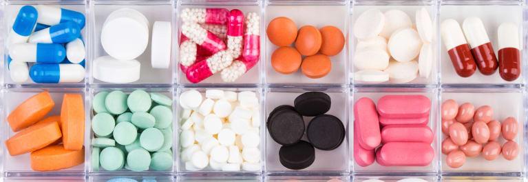 Tomar varios medicamentos puede desencadenar peligrosas
