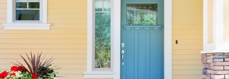 The right exterior paint color shouldn't clash with neighbors.
