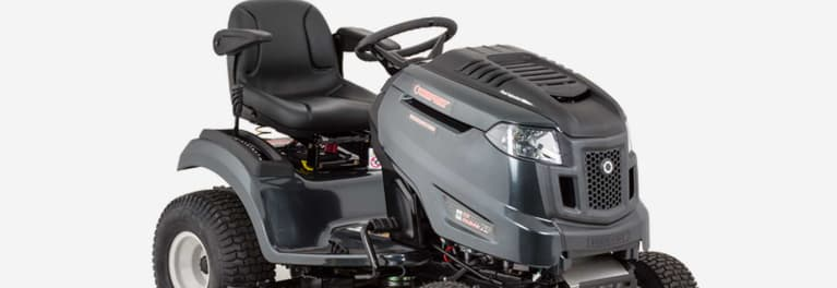 The Troy-Bilt XP LT Fab46 improves on other riding mowers.