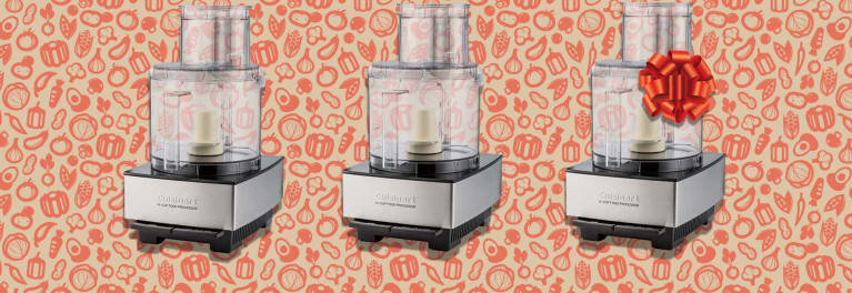 Food processor gifts from Consumer Reports.