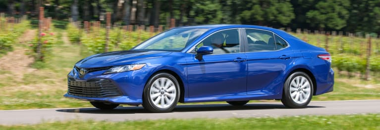 The 2018 Toyota earned the IIHS Top Safety Pick+ rating.