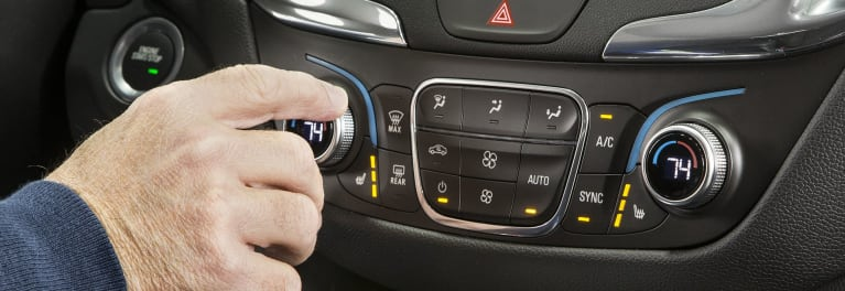 Adjusting A Car S Heater