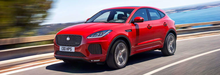 New 2018 Jaguar E Pace Is A Compact Suv With Big Ambitions