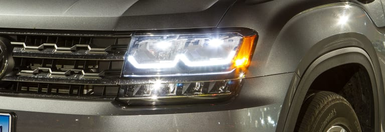 2018 Volkswagen Atlas headlight
