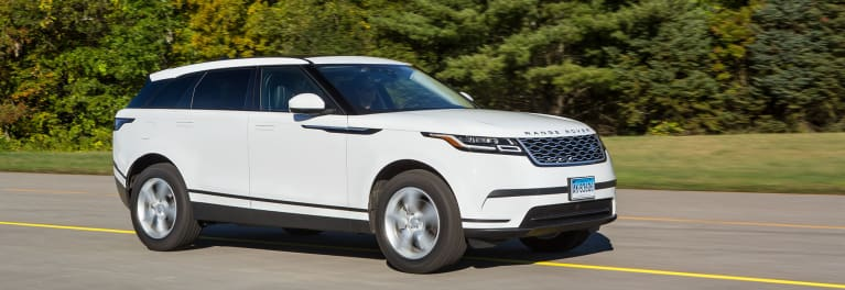 2018 Land Rover Velar Review