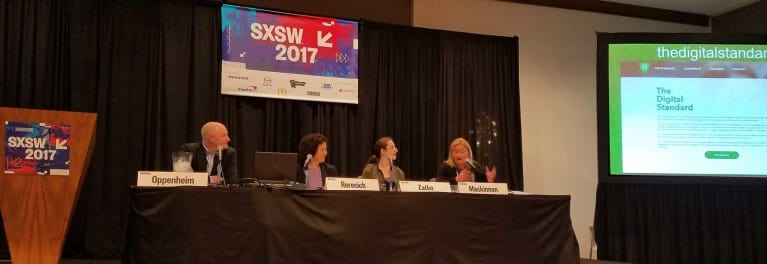 Digital privacy testing was discussed during this panel at SXSW 2017.