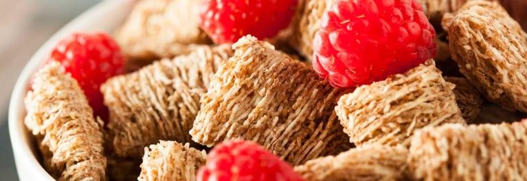 A healthy cereal.