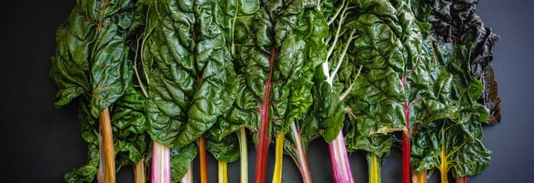 Leafy greens are a good source of magnesium for your diet