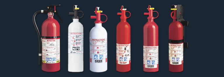 Kidde fire extinguisher recall.