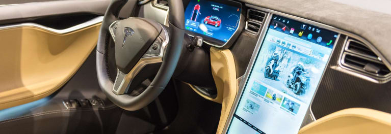A car infotainment systems