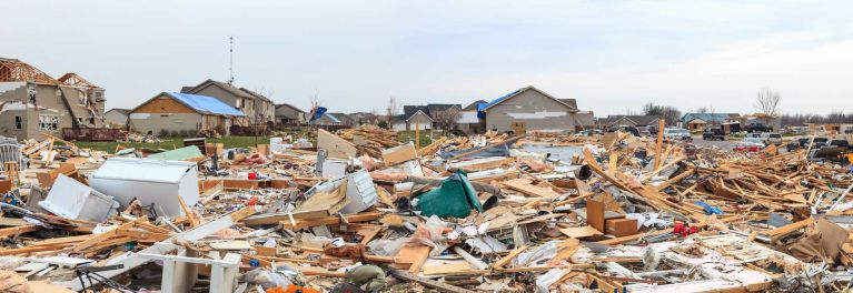 Homeowners insurance counts most when your home is totally destroyed