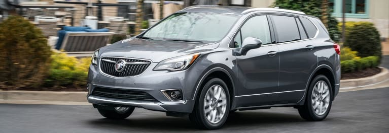 Buick Envision Gets Minor Updates For 2019 Consumer Reports