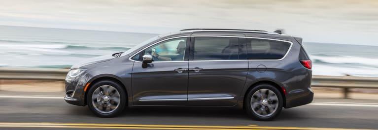 Chrysler Pacifica Minivan Recall