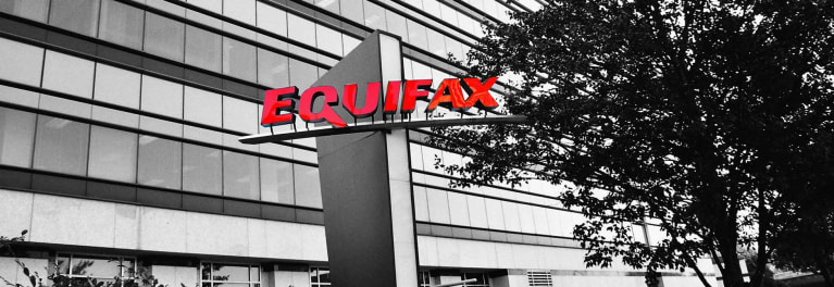 Image of Equifax headquarters.