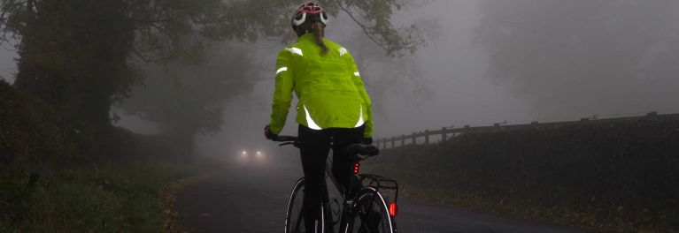 A safe bike ride means more than just wearing a helmet.