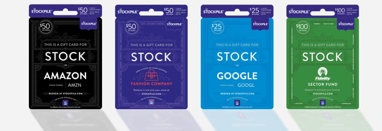 An image of stock gift cards