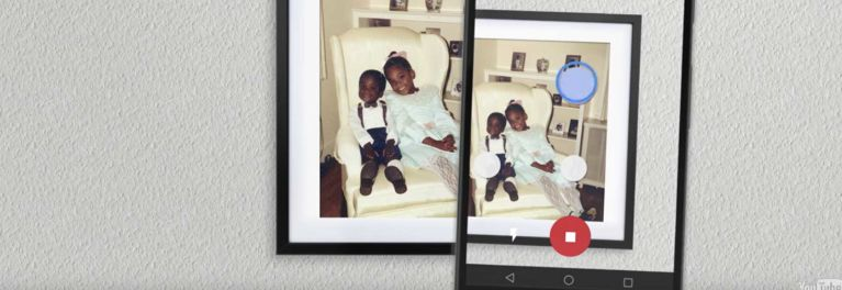 Google PhotoScan is one of the best photo apps