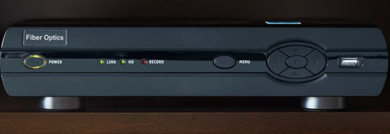 Image of a cable-box set-top box.