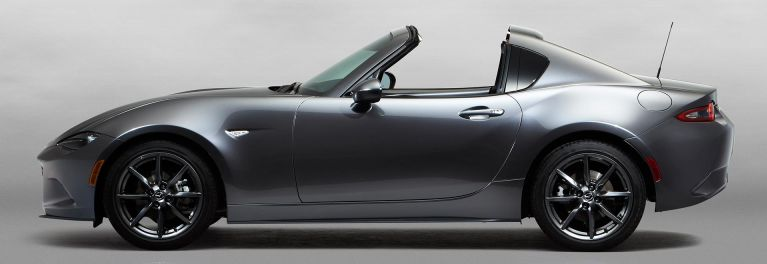 2017 Mazda Mx 5 Rf Hardtop Side
