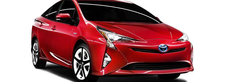 All New 2016 Toyota Prius Promises More Fun Mpg