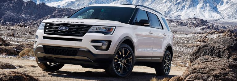Ford will fix possible CO leaks in 2011 to 2017 Explorers.