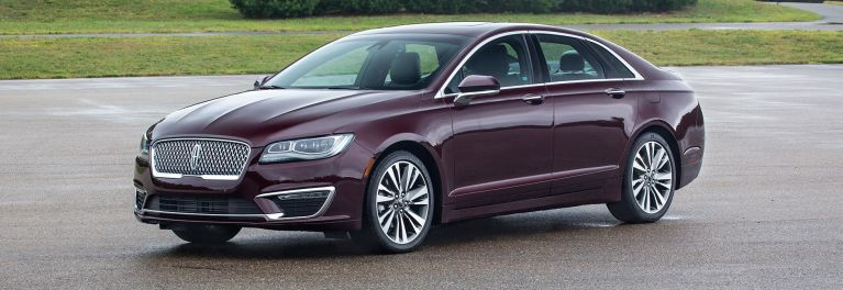 2017 Lincoln Mkz Moves Upscale Consumer Reports