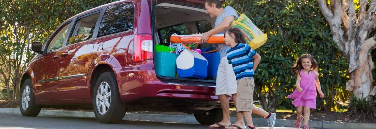 Best Vehicle Choices For A Family Road Trip