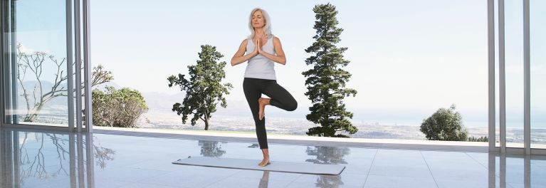 Consider a few smart tips to help improve balance.