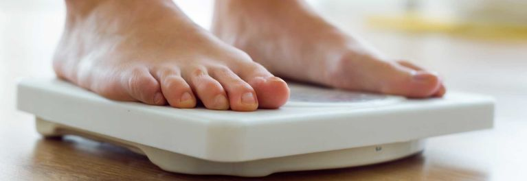 Losing weight could be good - or something to worry about.
