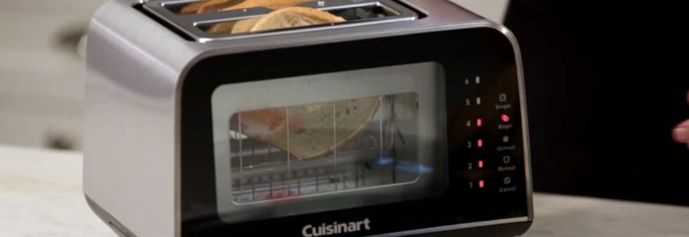 One of the best toasters from Consumer Reports' tests.