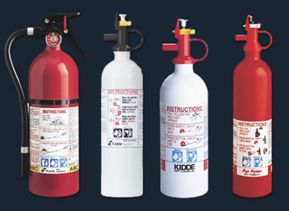 Kidde Recalls More Than 40 Million Fire Extinguishers