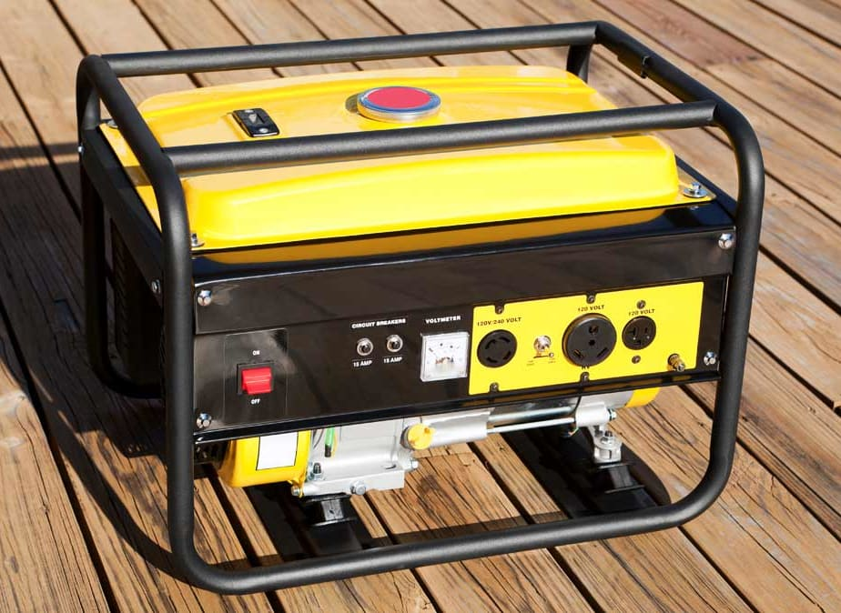 Best Portable Generators From Consumer Reports' Tests
