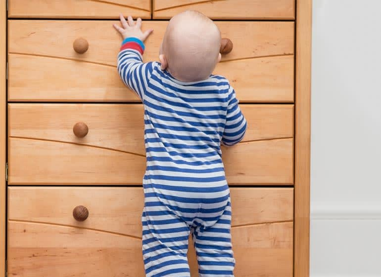 Furniture Anchors Not an Easy Fix, as Child Tip-Over Deaths Persist