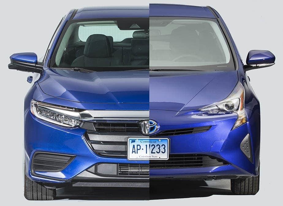 Hybrid Head-to-Head: Honda Insight vs. Toyota Prius