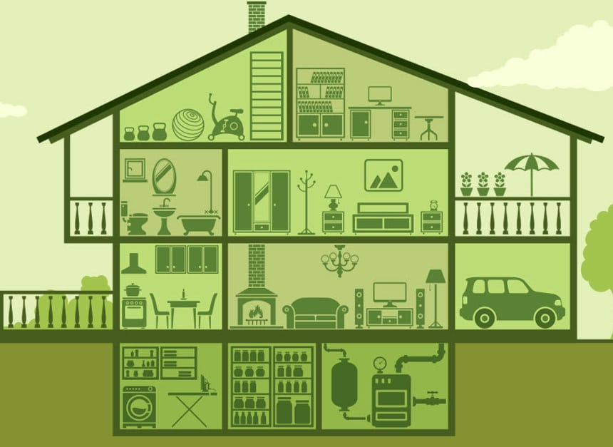 How to Inventory Your Home for an Insurance Adjuster